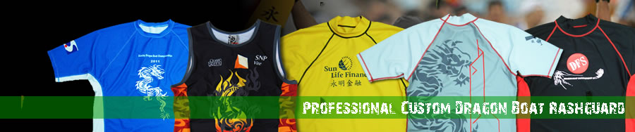 Dragon Boat Sulimation Print Shirts